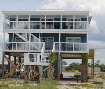Photo for Dorris Beach House Two Palms is truly a beautifully decorated beach oasis