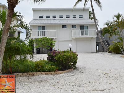 Photo for Directly on Bonita Beach , Large Screened Lanai Overlooking Ocean.