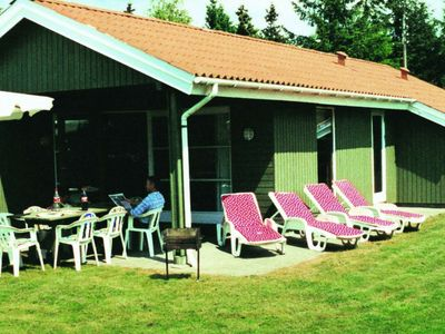 Photo for Attractive Holiday Home in Væggerløse Denmark with Sauna