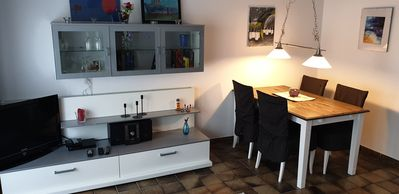 """Photo for Holiday house """"Friesenstolz"""" in Berum, Nordic fresh for 4 people with a dog"""