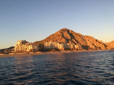 Photo for Luxury Ocean Front Resort on a Private Beach in Cabo!