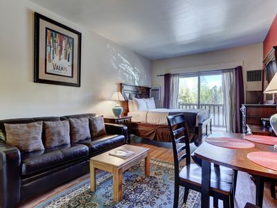 Photo for Park City Condo Minutes from Skiing