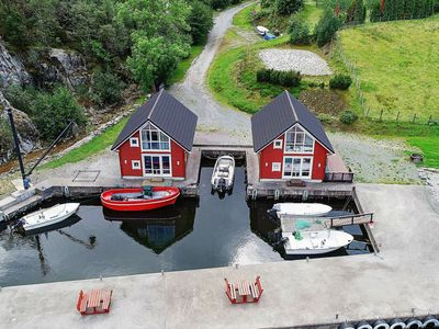 Photo for 5 person holiday home in skjoldastraumen