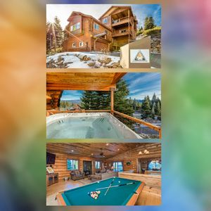Photo for Your Elevated Lifestyle - Hot Tub, Pool Table, Tahoe Donner Amenities + Gym Pass