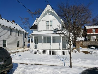Photo for Downtown 2-Story Victorian-Style Cottage