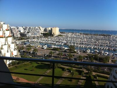 Photo for 120M2 EXCEPTIONAL VIEW A 180 ° SEA PORT AND TERRACE 80M2 BRIGHT