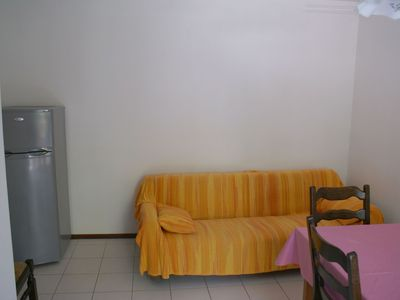 Photo for Apartment with 2 bedrooms and 2 bathrooms, satellite TV for 4-5 persons
