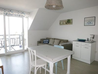 Photo for 1BR Apartment Vacation Rental in LE CROTOY