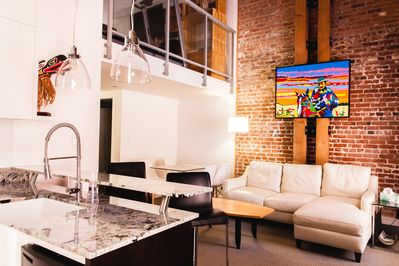 Old Town Soda Factory New 2 Br