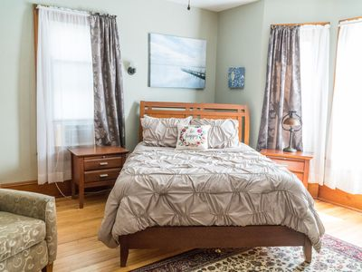 Photo for Queen Room in Classic Downtown Victorian Home