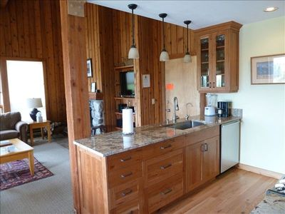 Photo for Beautifully Renovated Light Filled 2 BR 2 Bath Teton Village Condo
