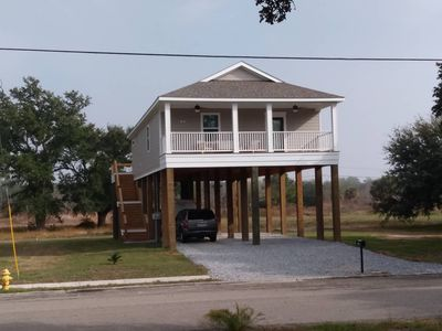 Photo for Gulf View (New 3 Bdrm House) walk to the Beach