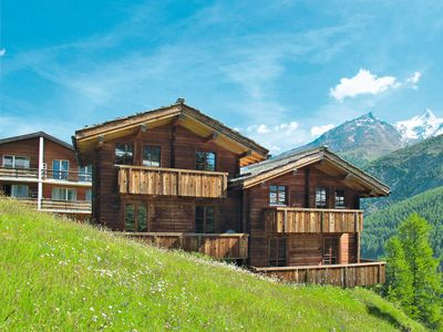 Photo for Vacation home Chalets Bärgdorf (SAF010) in Saas-Fee - 6 persons, 3 bedrooms