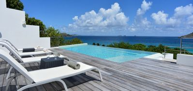 Villa Matajagui -  Beach View - Located in  Magnificent Flamands with Private Pool