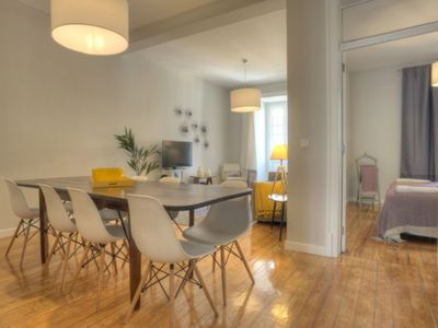Photo for 5BR Apartment Vacation Rental in Lisboa