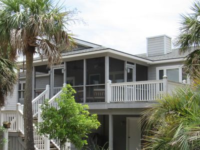 Photo for Ocean Front/ 4 Seater Golf Cart included with this Home