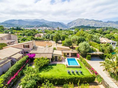 Photo for ☼ Rafalet - Charming finca with pool on the outskirts of Pollença