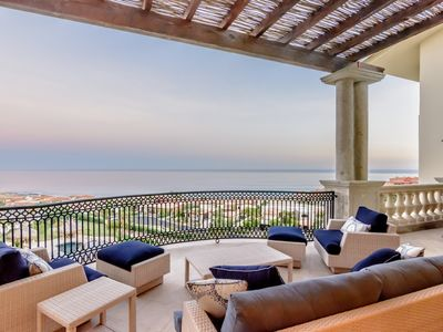 Photo for 3 Bedroom Oceanfront Ulta Luxe Penthouse with 2 Huge Decks incl Ping Pong Table