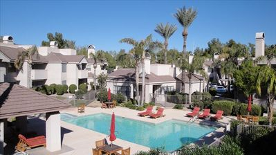 Photo for Poolside condo situated in ideal location in Central Scottsdale