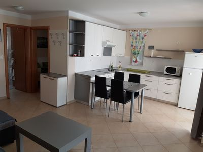 Photo for Apartments BRANKA-modernly equipped and close to the beach (58498-A1) - Starigrad Paklenica