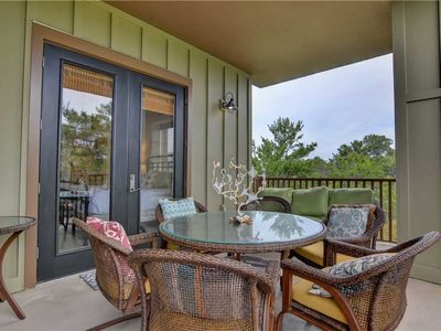 Photo for Cozy Updated Corner Unit Overlooking Redfish Lake & Gulf, Sleeps 10 Comfortably
