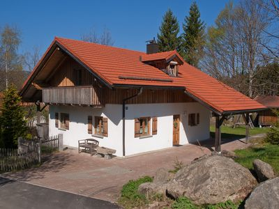 Photo for Family friendly holiday home near the forest in a quiet location