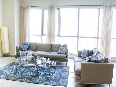 Photo for 343-Amazing Apartment In Downtown With Gorgeous Water And Fountain View