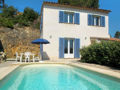 Photo for Vacation home Camélia (SID120) in Sillans-la-Cascade - 6 persons, 3 bedrooms