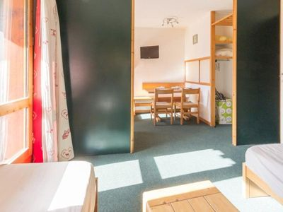 Photo for Apartment Les Coches, studio flat, 4 persons