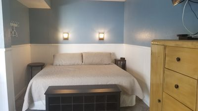 Photo for Ultimate Location Cute Renovated Studio Pool/Spa walk to everything
