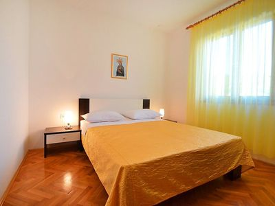 Photo for Apartment 210 m from the center of Pridraga with Parking, Internet, Air conditioning, Balcony (113827)