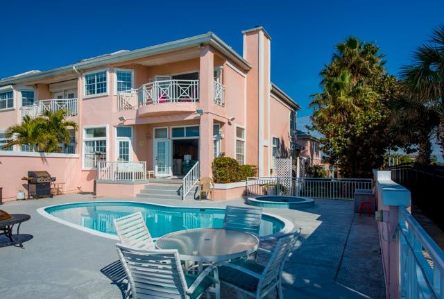 Beautiful gulf front high end home with private pool - Florida condo swimming pool rules ...