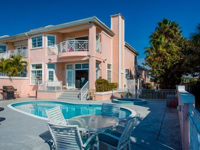 Photo for Beautiful Gulf-Front High End Home with Private Pool - Luxury Beachfront Oasis