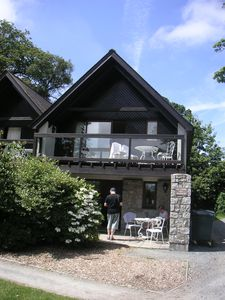 Photo for Cornwall holiday home on 5* timeshare estate fantastic facilities near St Ives