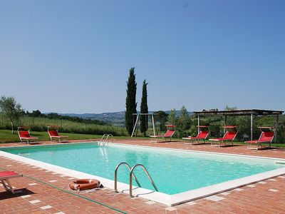 Photo for Casa Cassiodoro B: A characteristic apartment located on top of a small hill.