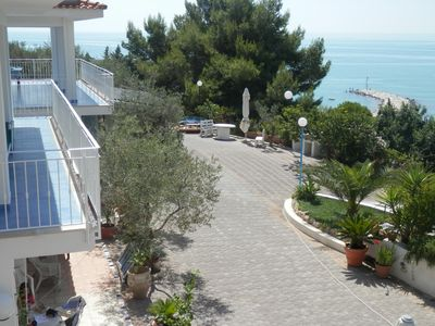 Photo for Ville Agnuli - TURCHESE: a small paradise on the sea with spectacular views