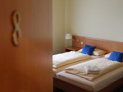 Photo for Room 8 Extra bed possible - restaurant and hotel From land to sea