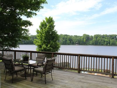Photo for Gorgeous 4BR/4BA completely updated home on Lake Chapin