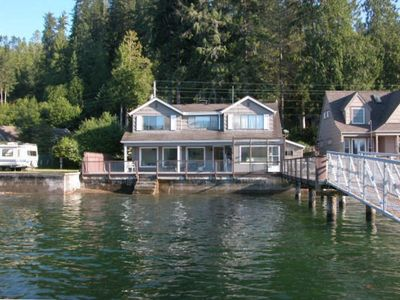 Photo for Your Perfect Getaway Home at the Hood Canal!