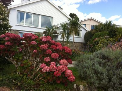 Photo for Luxury detached house with spectacular sea and harbour view sleeps 6 {wifi}