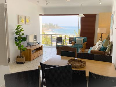 Photo for Top Floor Kings Beach Views With Private Rooftop Terrace with spa bath