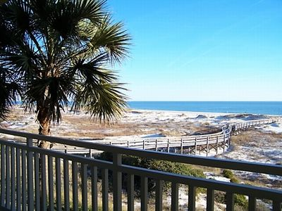 Photo for Luxury Beachfront Condo w/ pools and fitness center!