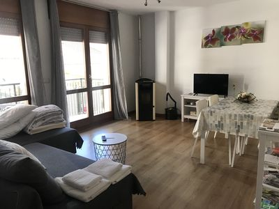 Photo for We rent new and furnished apartment for days, weeks and month