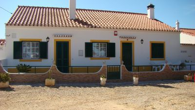 Photo for Holiday house on the Costa Vicentina 5 km from the beach