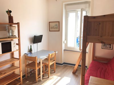 Photo for Nice 20 m² studio for 3 people, near train station and beaches (# 2)