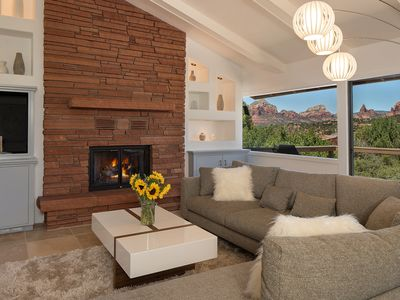 Photo for Spectacular Red Rock Views & close to pretty much everything!