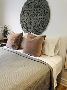 Photo for Modern Chic bedroom YYZ