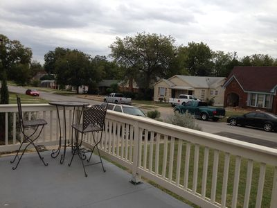 Photo for Large Pet Friendly House Walking Distance To Will Rodgers Stadium/ Arena