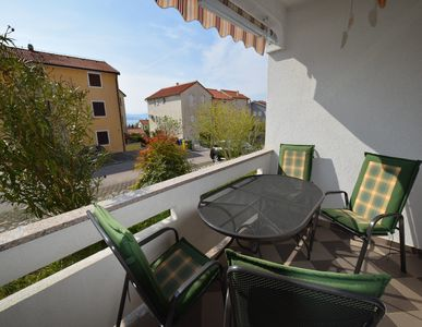 Photo for Apartments Horvat (62109-A1) - Malinska - island Krk