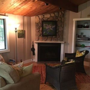 Photo for Private setting with cottage charm.....includes 2 kayaks and a row boat
